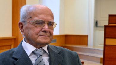 Photo of Zomrel prof. Jozef Šimončič