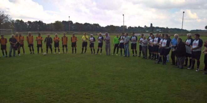 Futbalové stretnutie