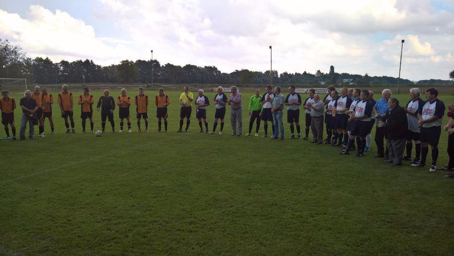 Photo of Futbalové stretnutie