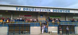 Oslava 90. výročia založenia futbalu v Dechticiach