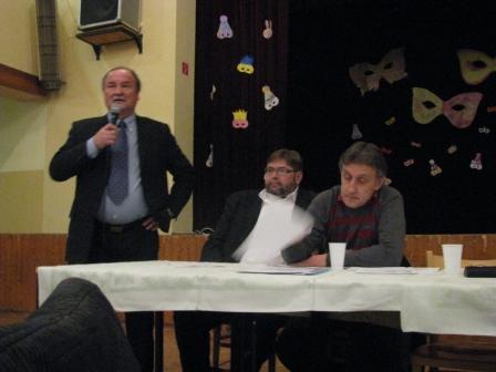 Photo of Výročná členská schôdza  TJ Družstevník Dechtice