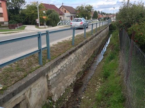 Photo of Čistenie  kanálov v katastri obce