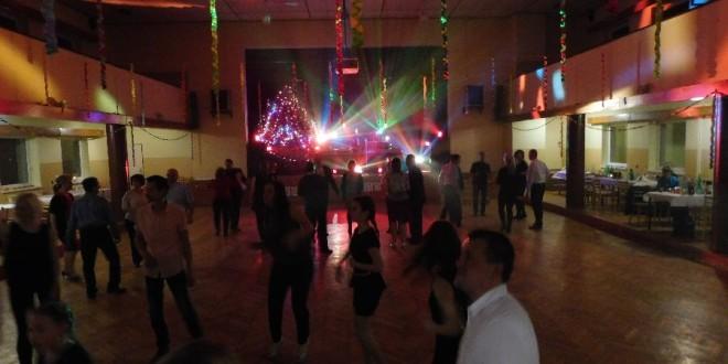 Silvestrovký ples 2015