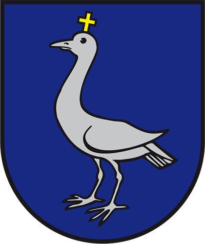 Erb obce Dechtice (základný)