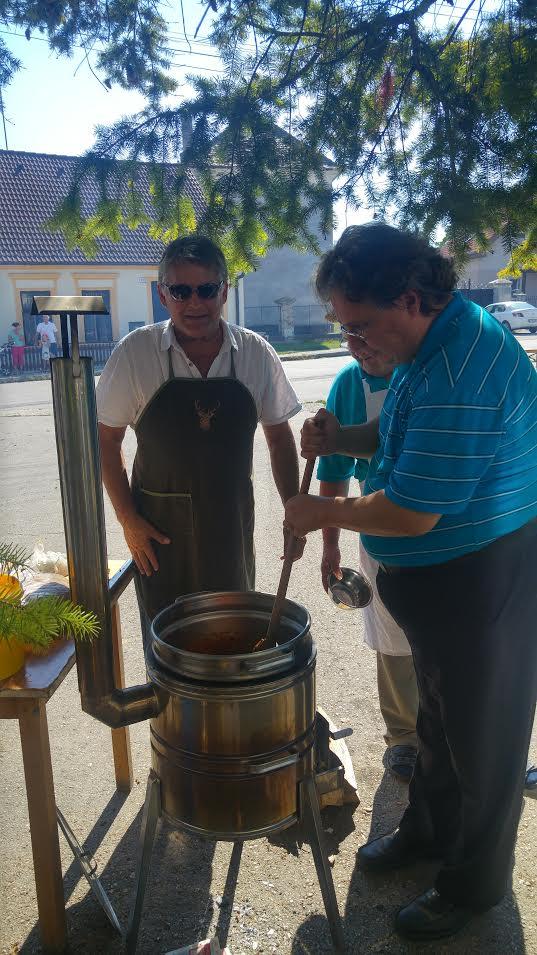Photo of Súťaž vo varení guláša