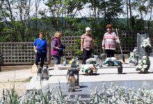 Photo of Brigáda na Hornom cintoríne