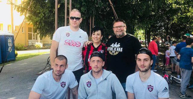 7. ročník v malom futbale O pohár starostu obce