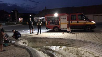 Photo of Na čo nám je hasičské auto ? Napríklad aj na  toto …