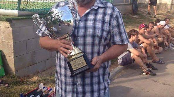 Turnaj v malom futbale – O pohár starostu obce