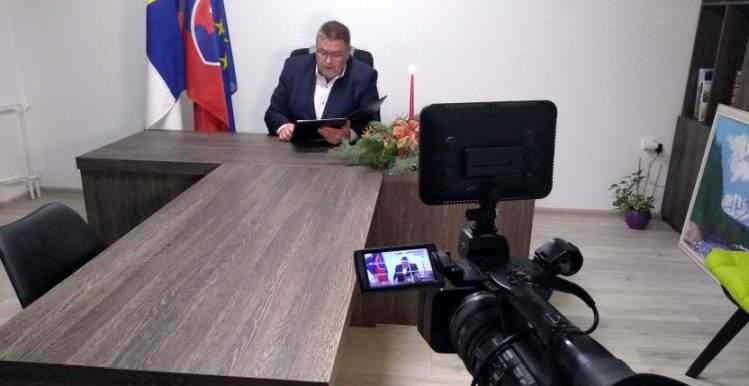 Photo of Novoročný príhovor starostu obce