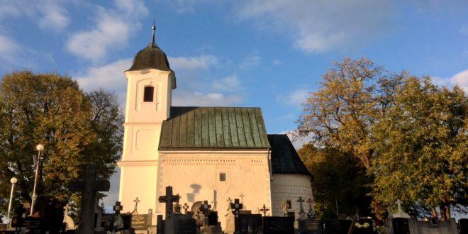 Kostol Všetkých svätých sprístupnený verejnosti