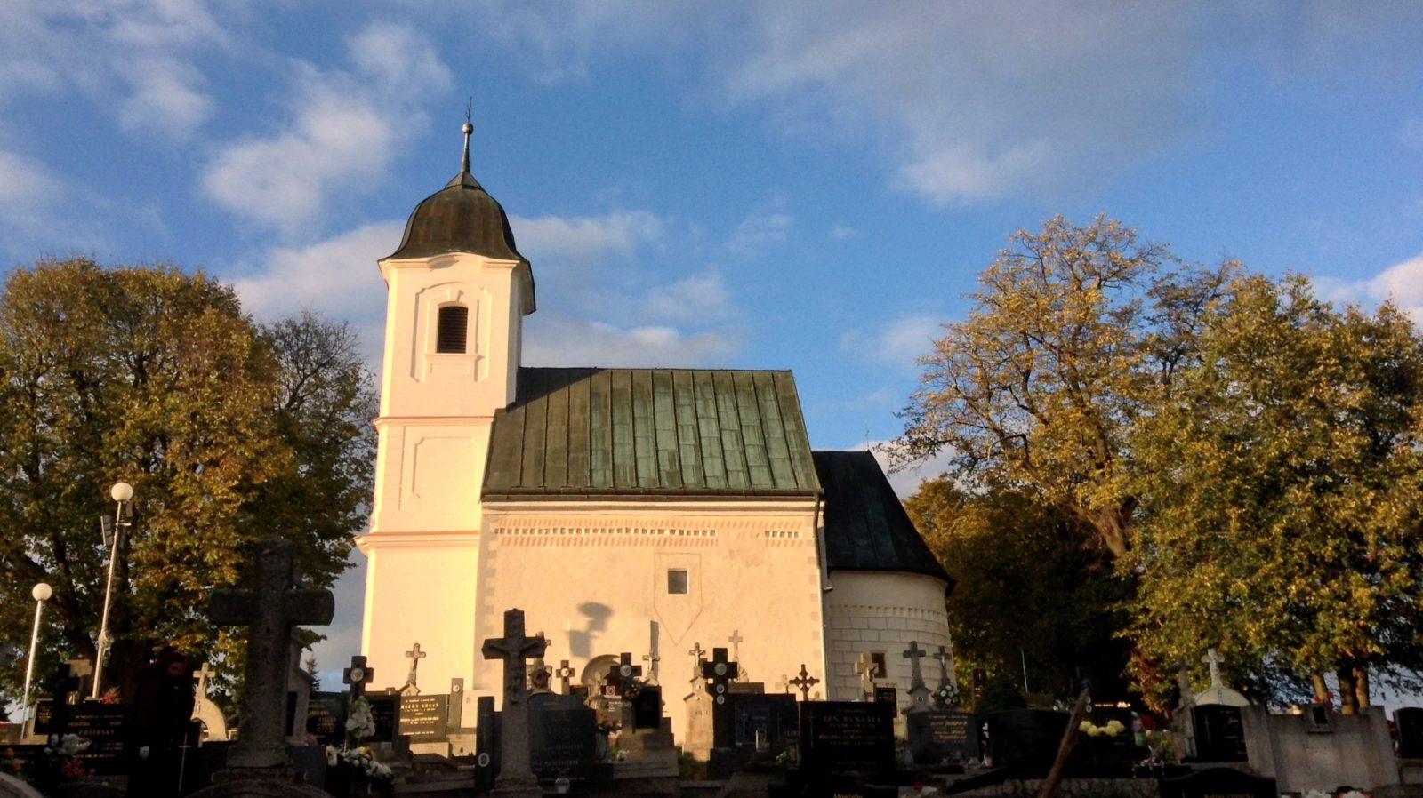 Photo of Kostol Všetkých svätých sprístupnený verejnosti
