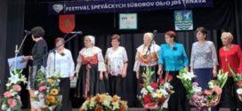 Festival  speváckych súborov OkrO JDS Trnava